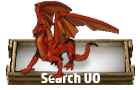 ultima online A Greater Dragon - Red