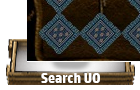 ultima online Small Rug (Plain) - 5 pieces