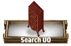 ultima online Chest of Drawers - Red