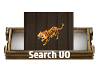 ultima online Ethereal Tiger Statuette