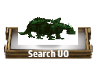 ultima online Paroxymous Swamp Dragon